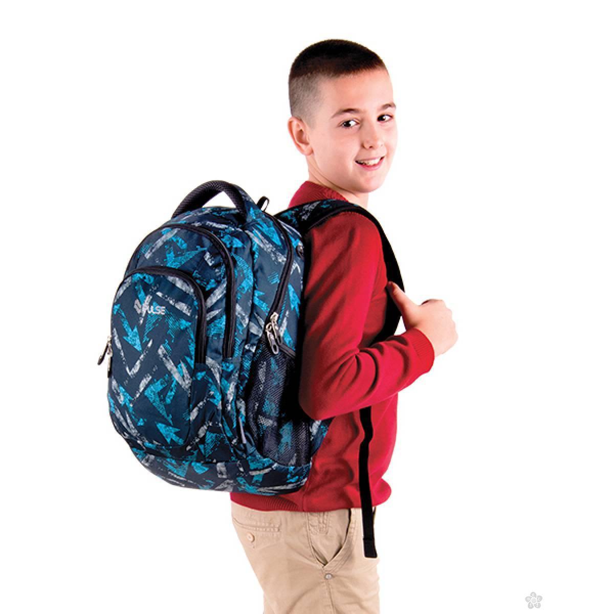 Ranac Teens Blue Way 121840