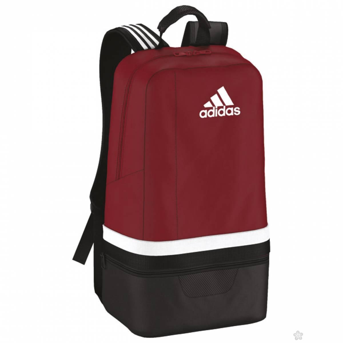 Ranac Tiro15 16.Adidas S13311 crno-crveni