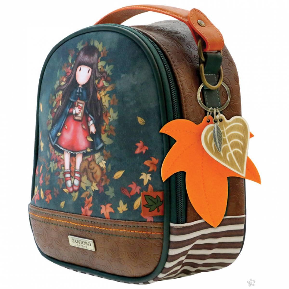 Ranac/torba ručna Autumn Leaves 1022GJ01