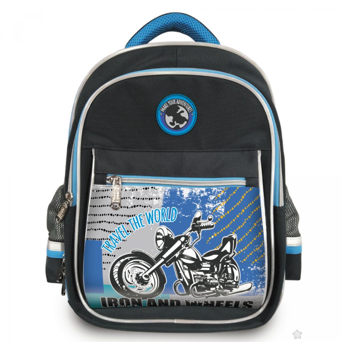 Školski ranac S-cool Motorcycle, SC560