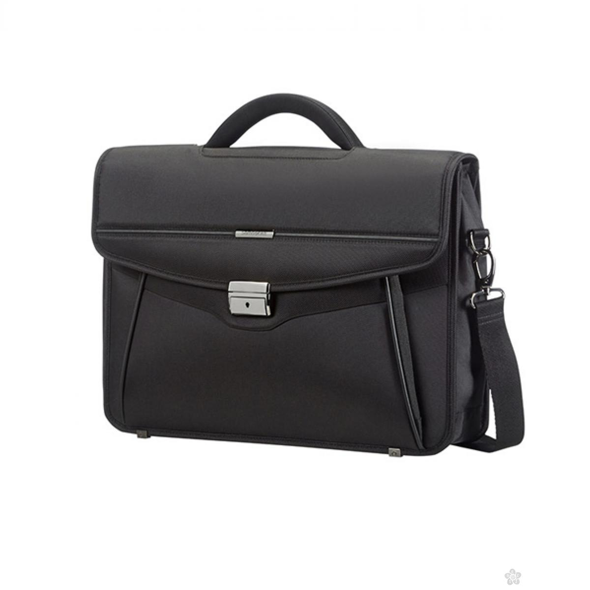 Samsonite poslovna torba BRIEFCASE 1 GUSSET 15.6