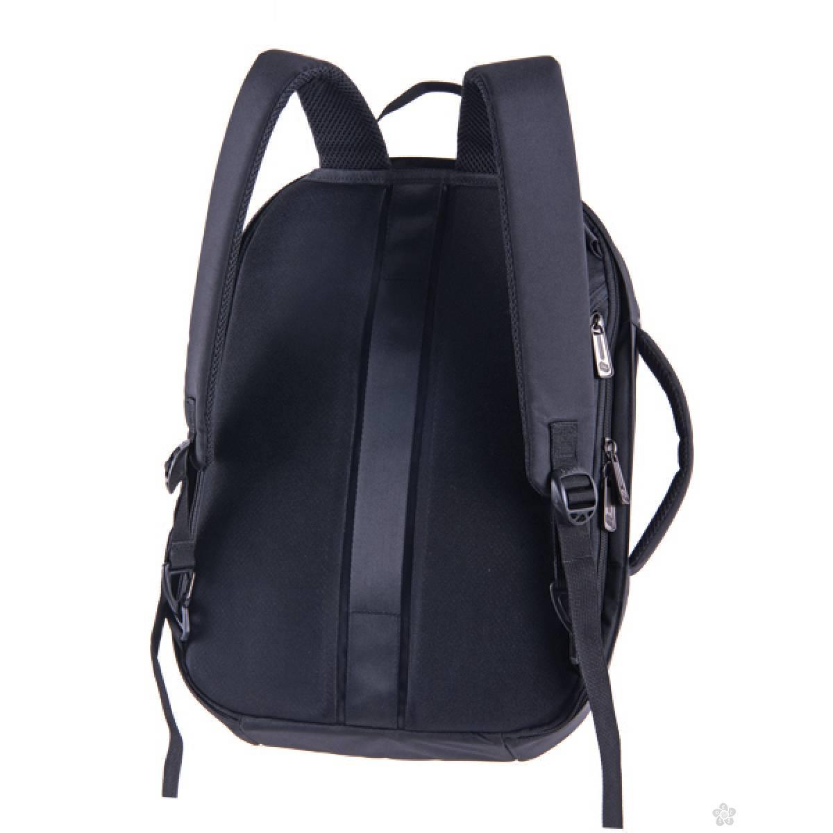 Ranac/Poslovna torba Anti Theft Shell Black 121530