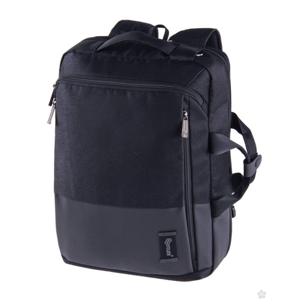 Ranac/Poslovna torba Neptun Black 121528