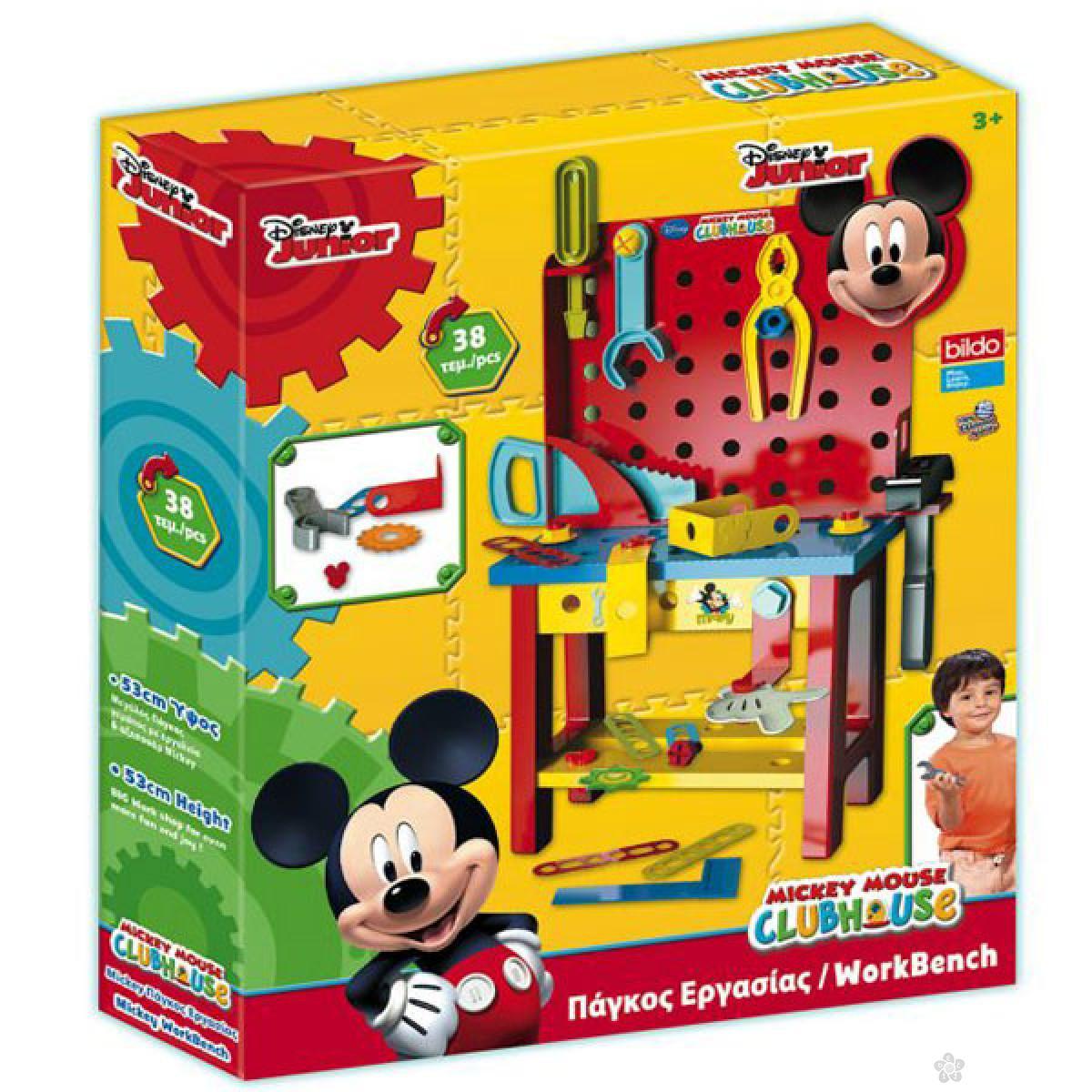 Alatska radionica Mickey 04/8402