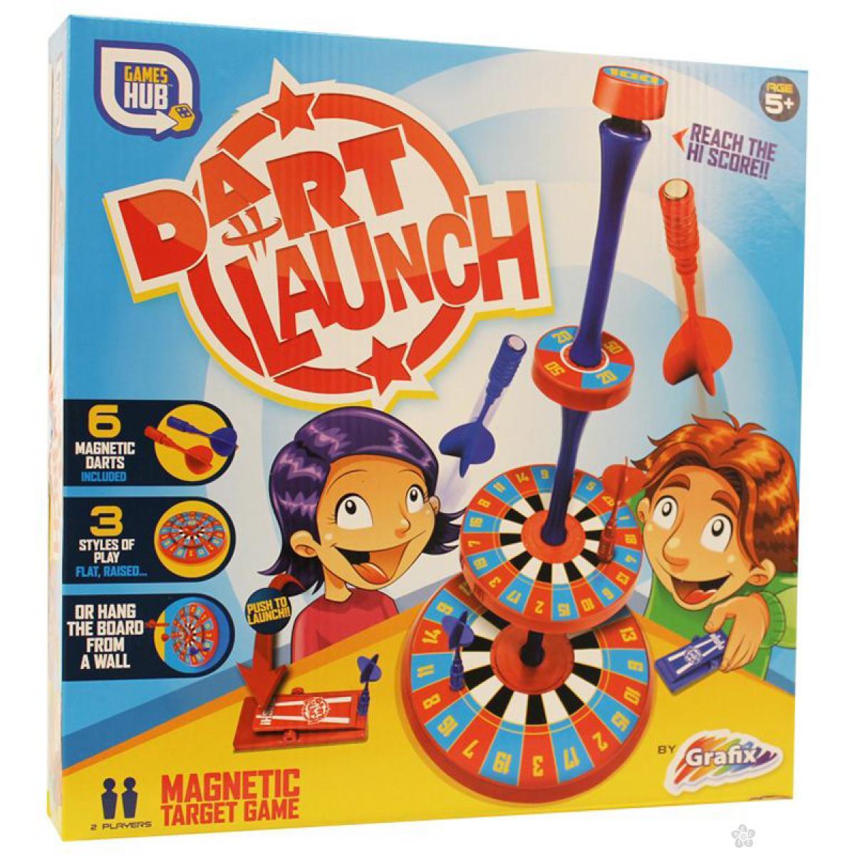 Društvena igra Dart Launch 35/30469