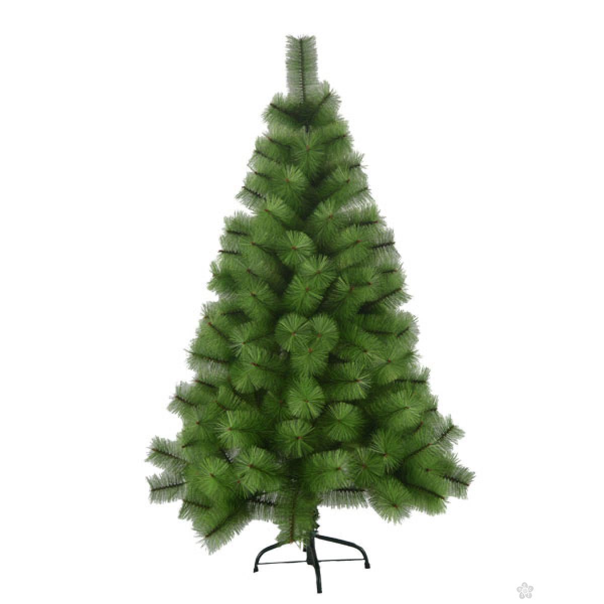Jelka Tamno/Svetlo zelena 150cm 170489