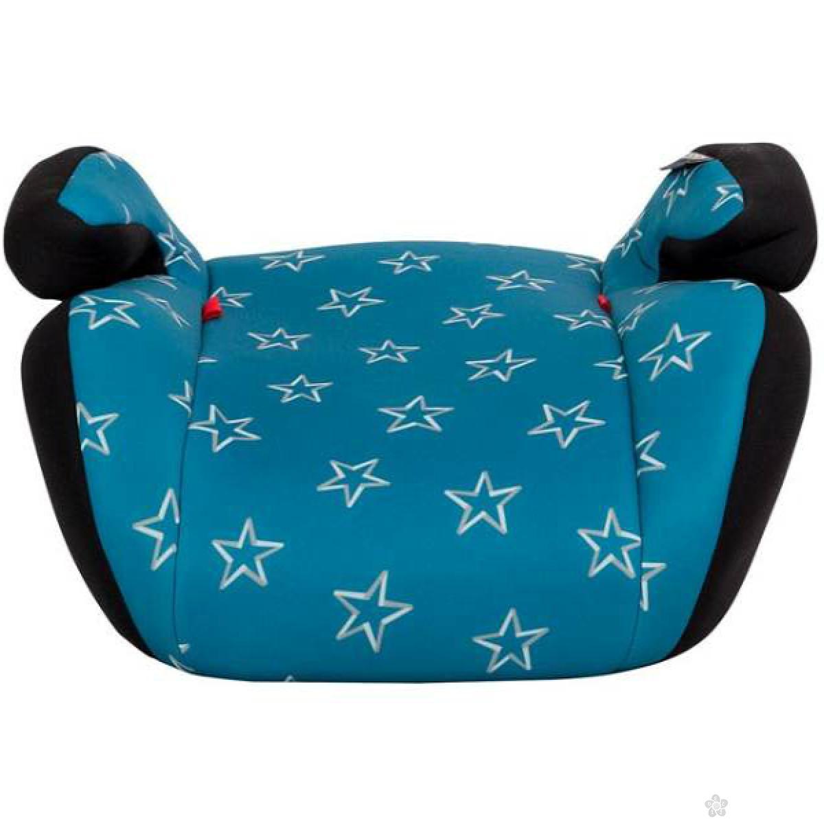 Auto Sedište Jazzy Blue Stars 15-36kg Kikka Boo