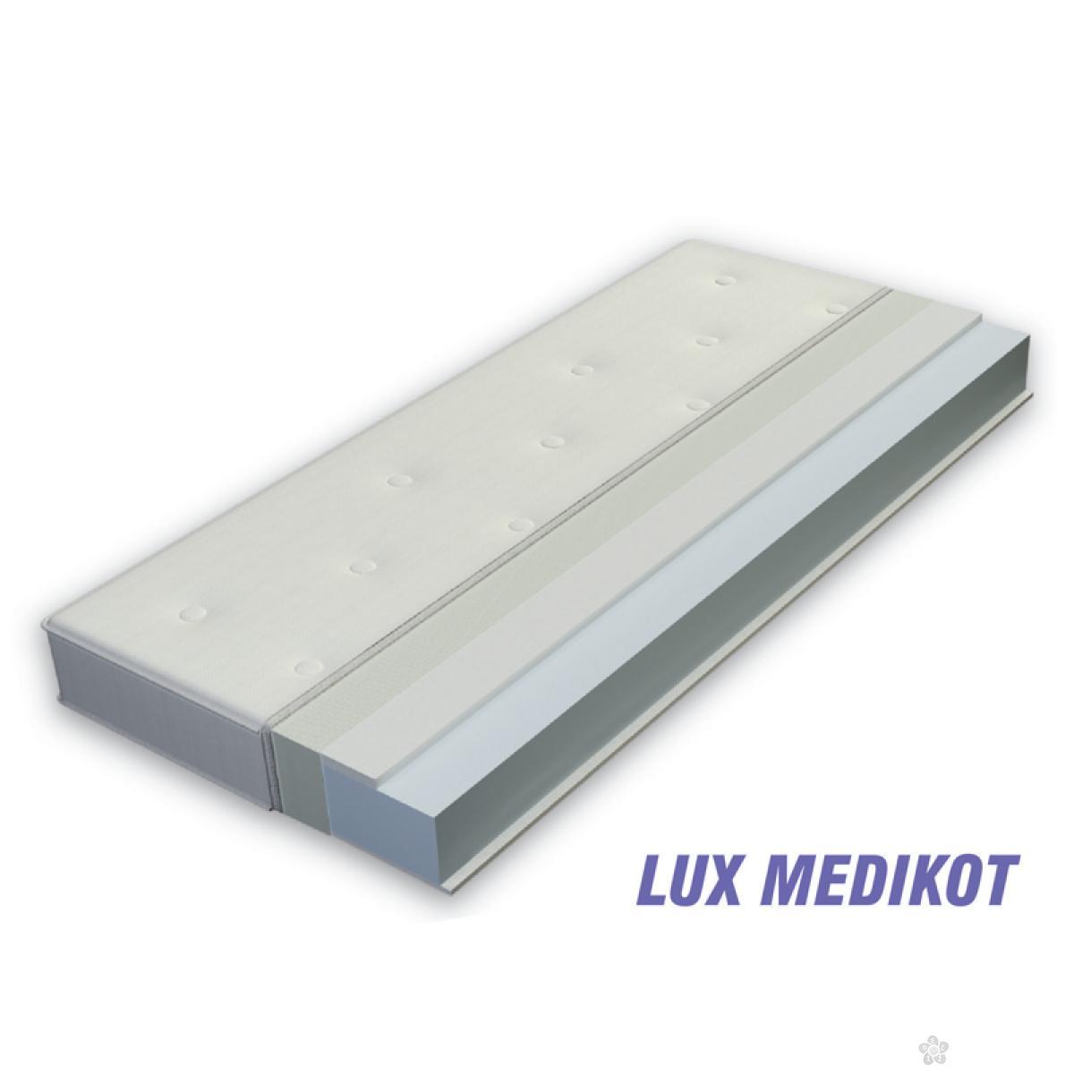 Luka dušek za krevetac - Lux 120x60