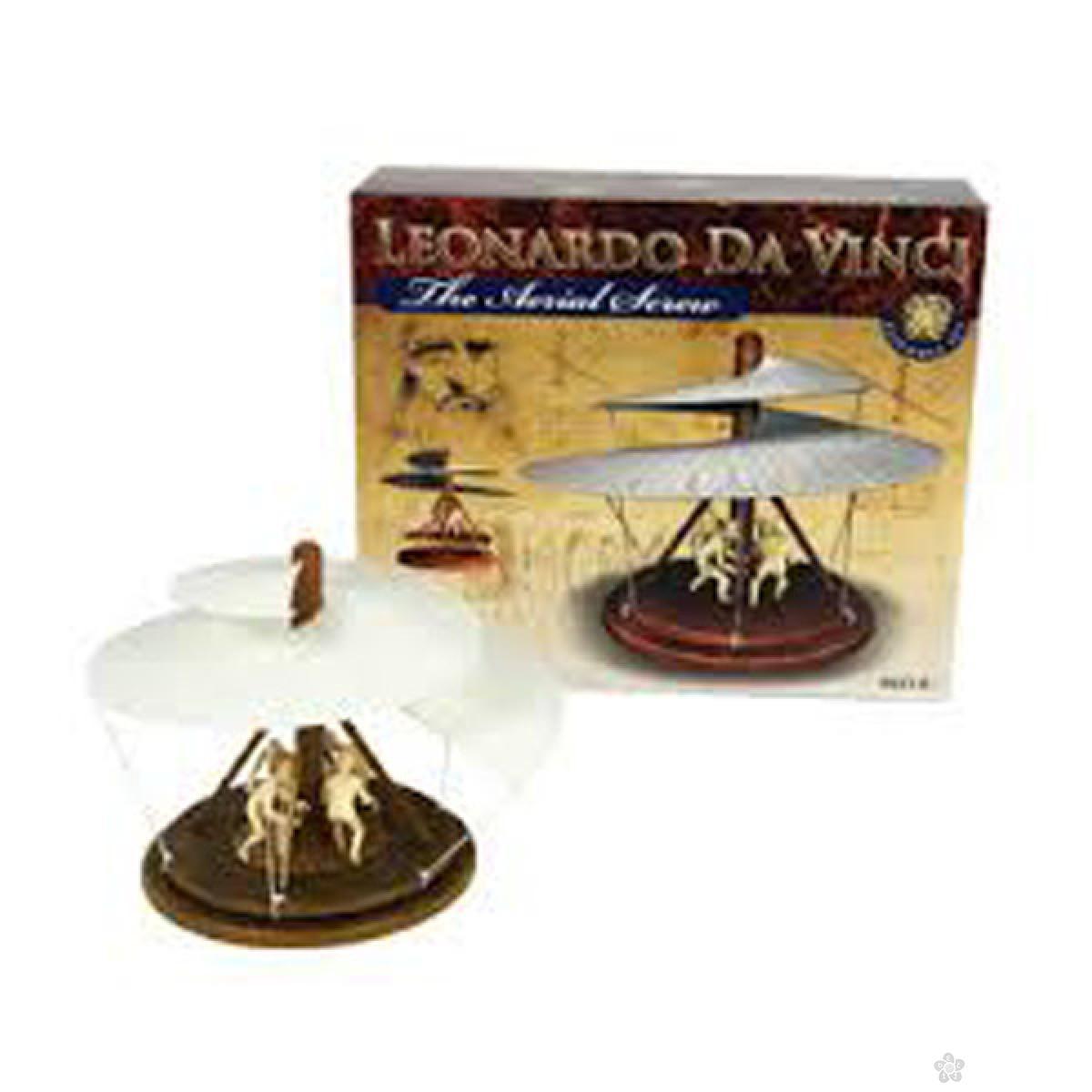3D Leonardo Da Vinci Vazdušni propeler E274