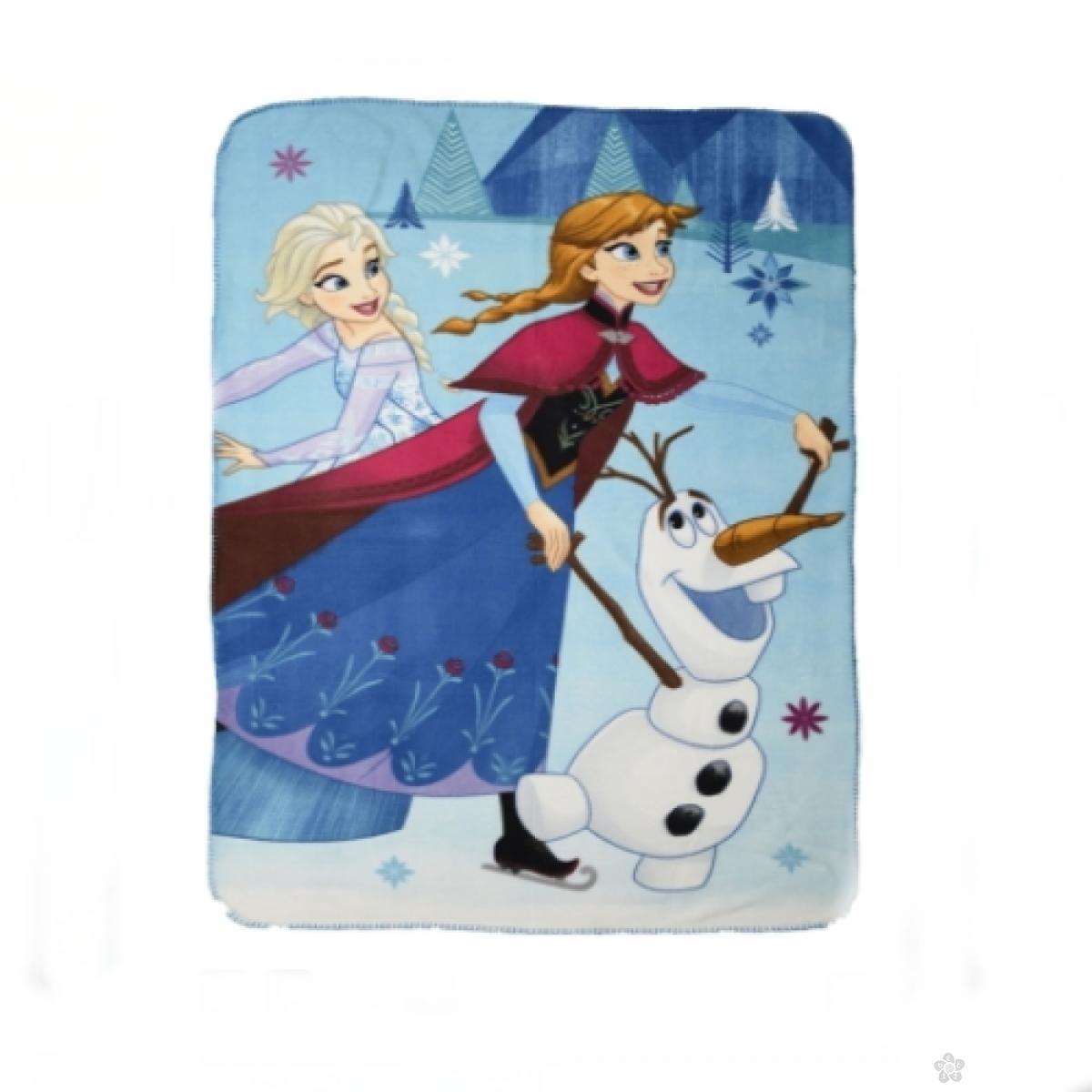 Ćebe Frozen D61010-2