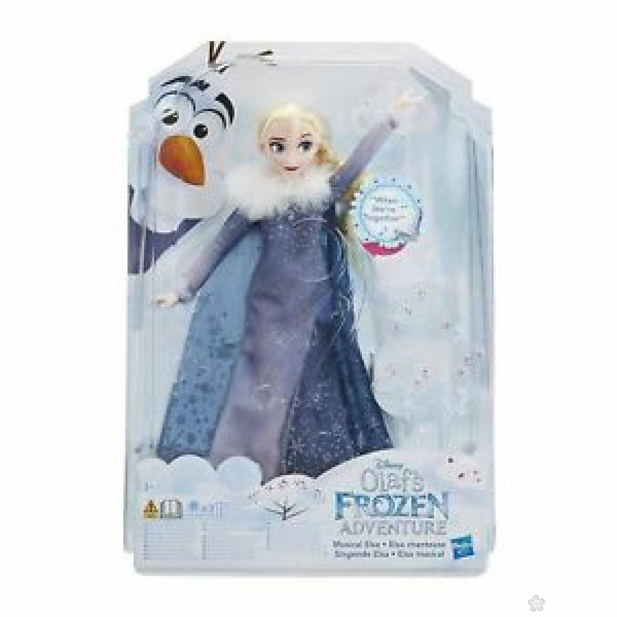 Lutka Frozen Elsa koja peva, C2539EW0