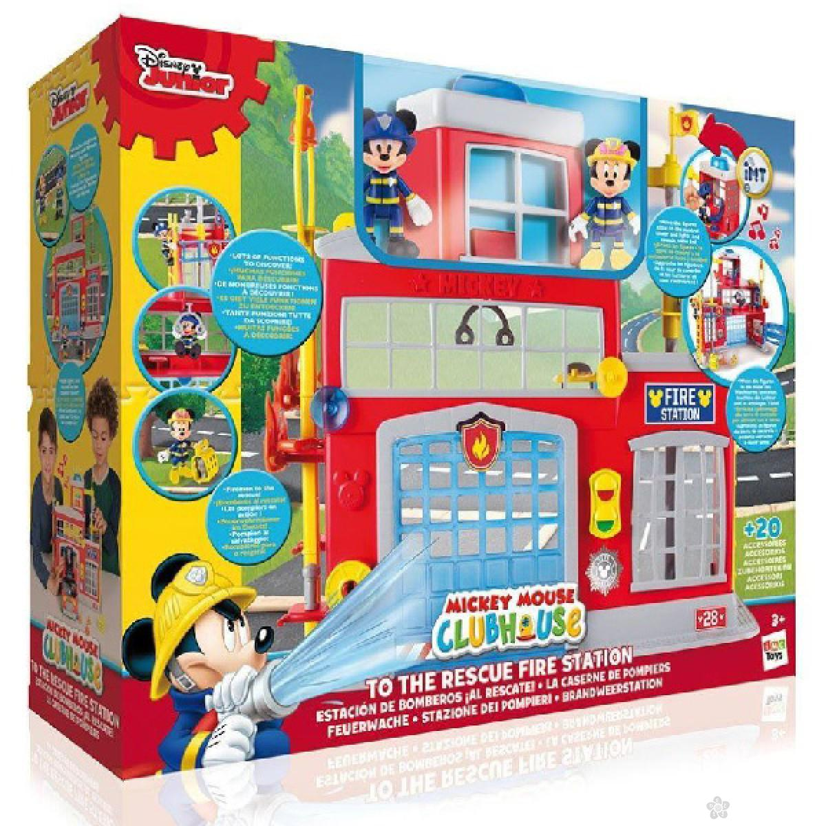 Mickey vatrogasna stanica 181939