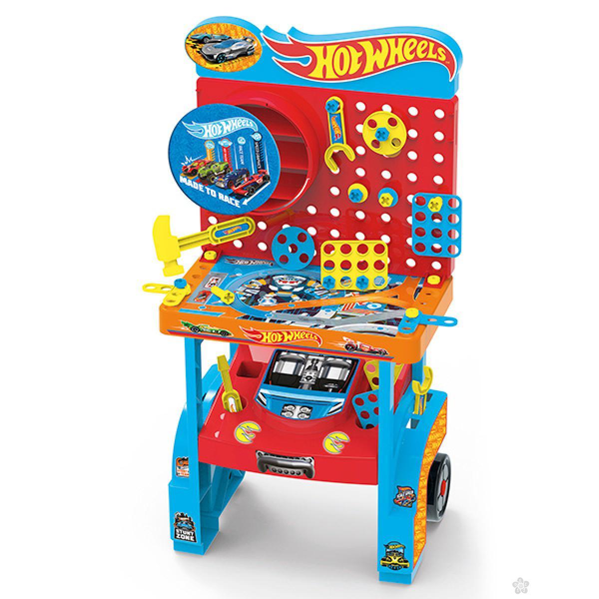 Radionica Hot Wheels Bildo 9692