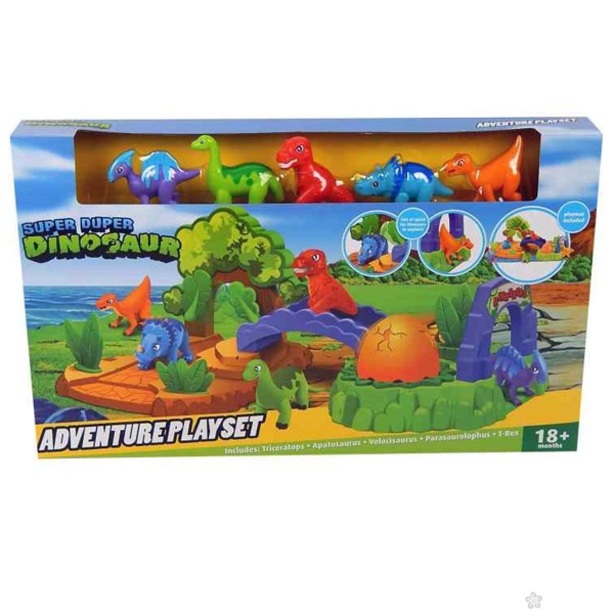 Dino avantura, 31579