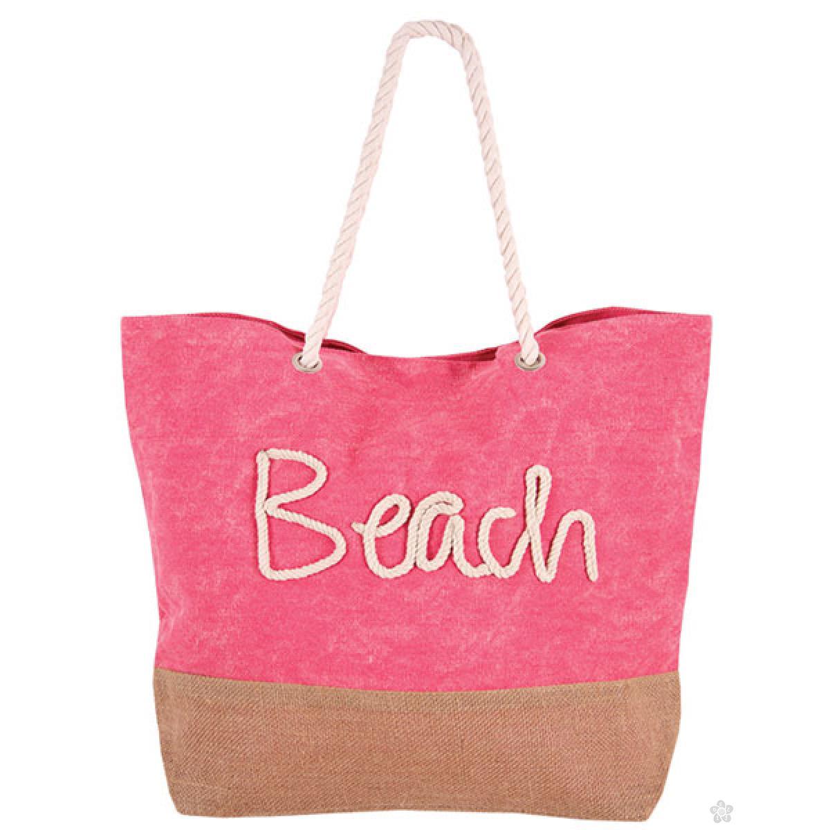 Torba za plažu Ipanema Pink