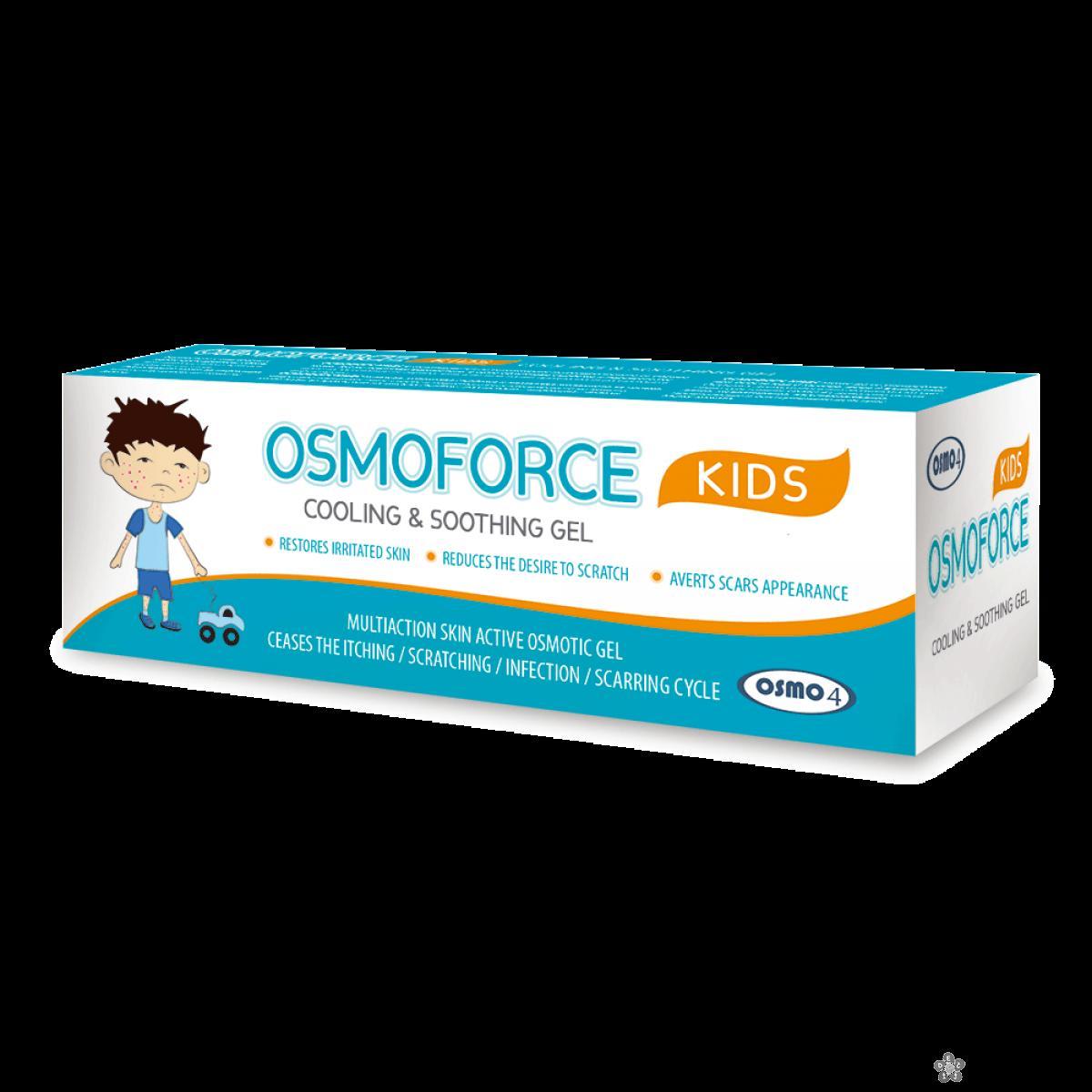 Osmoforce - vodeni gel za hlađenje