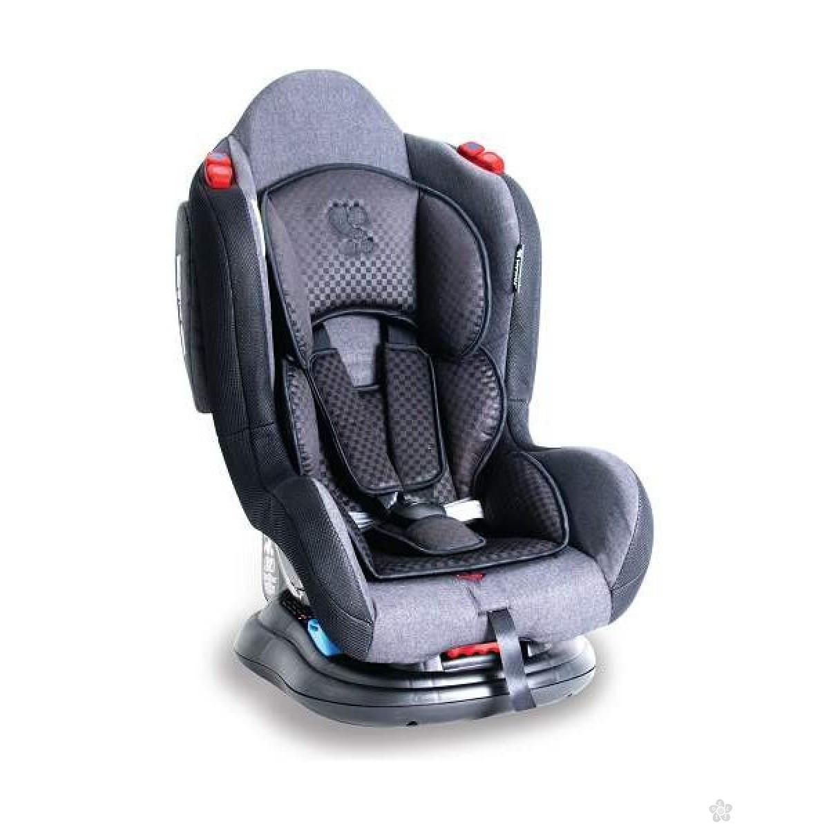 Auto Sedište Jupiter Black 0-25kg 10070941755
