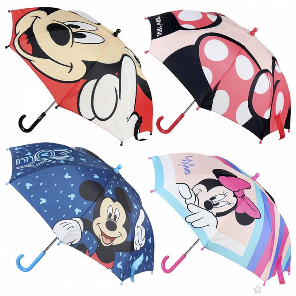 Dečiji kišobran Mickey Cerda 2 motiva