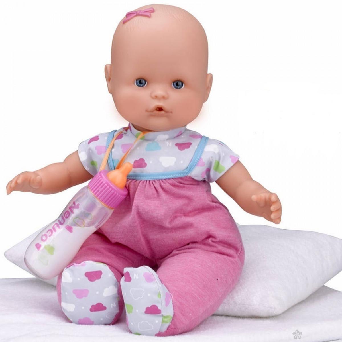 Beba sa bočicom za hranjenje Nenuco 0127421
