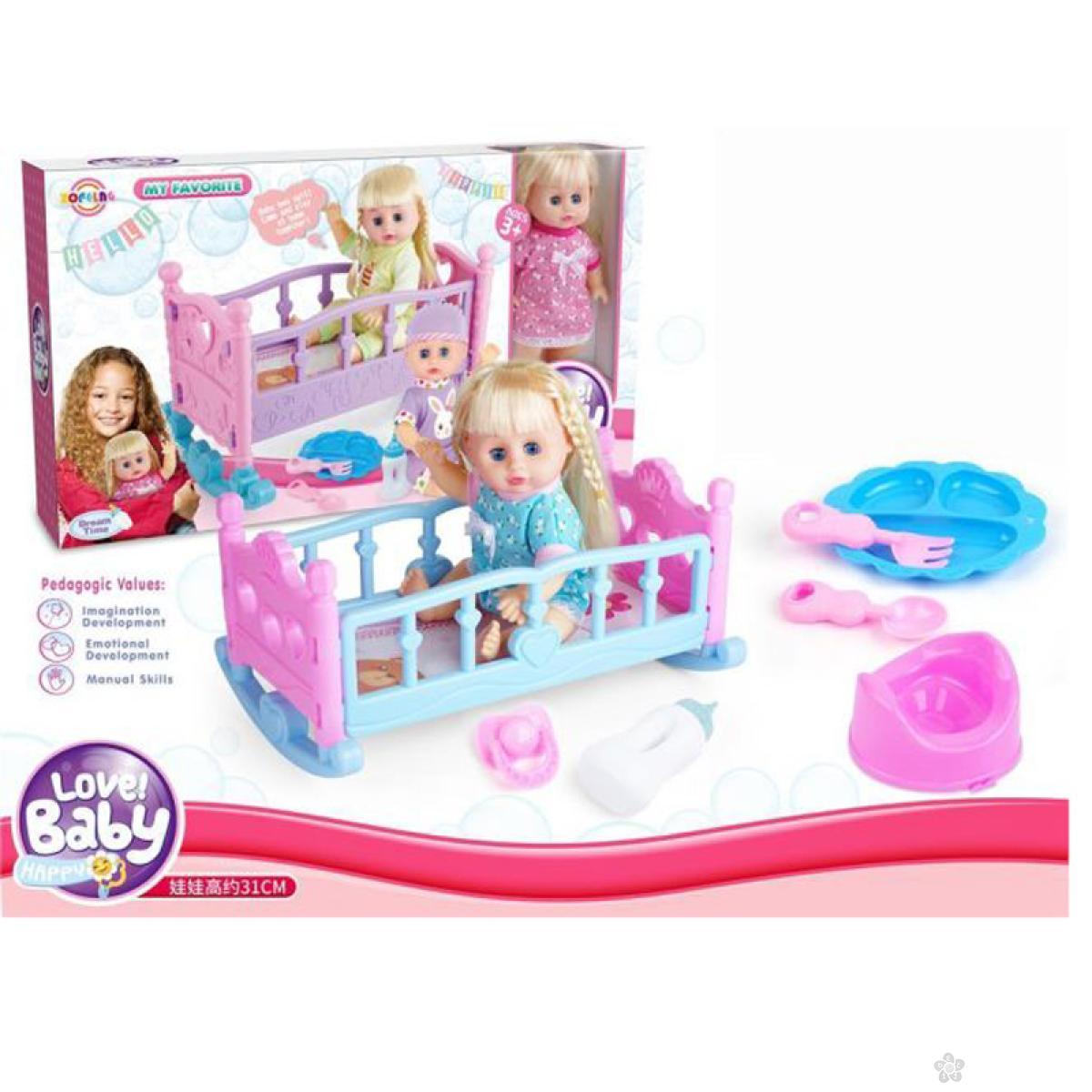Lutka beba sa dodacima 11/87714