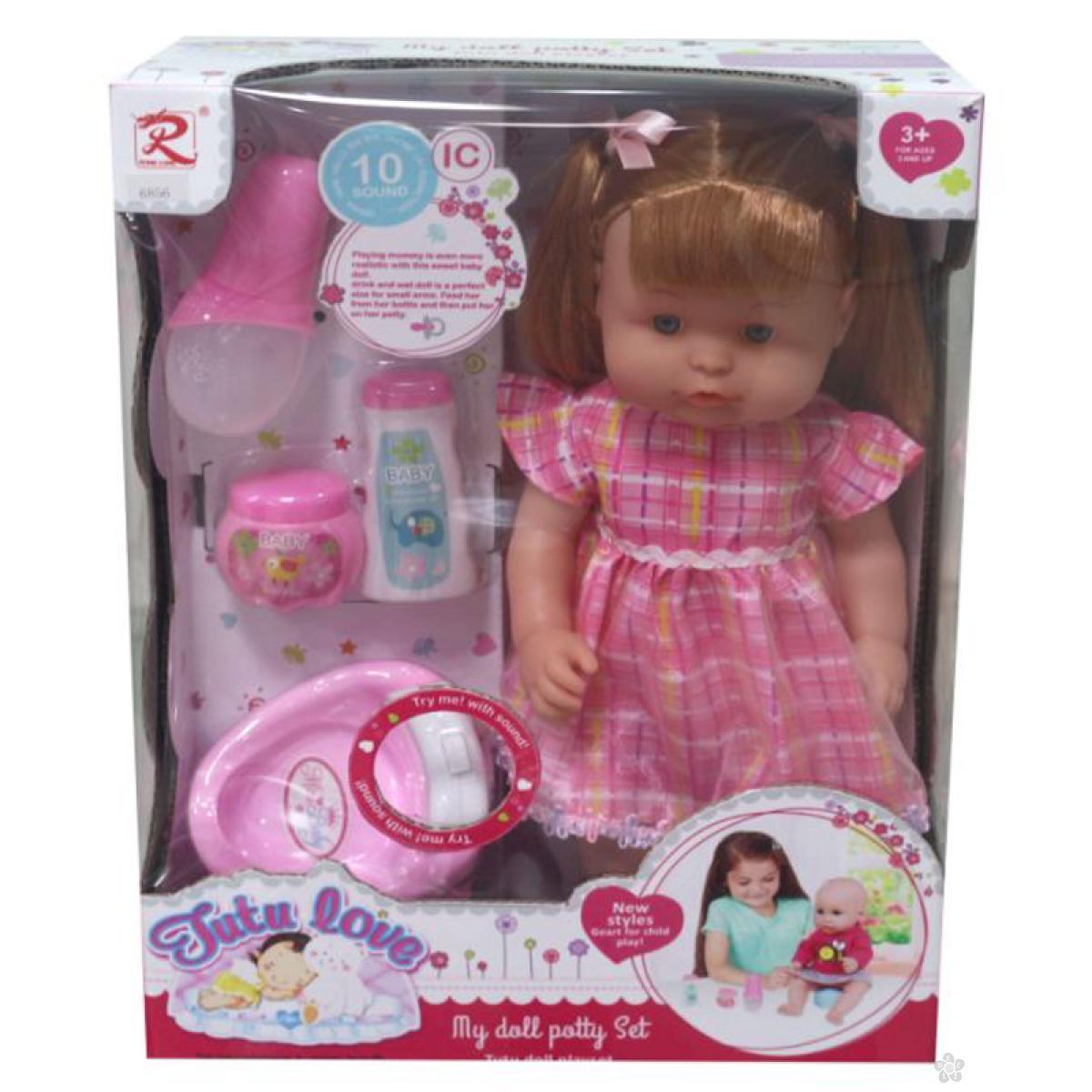 Lutka beba sa dodacima 31/6856