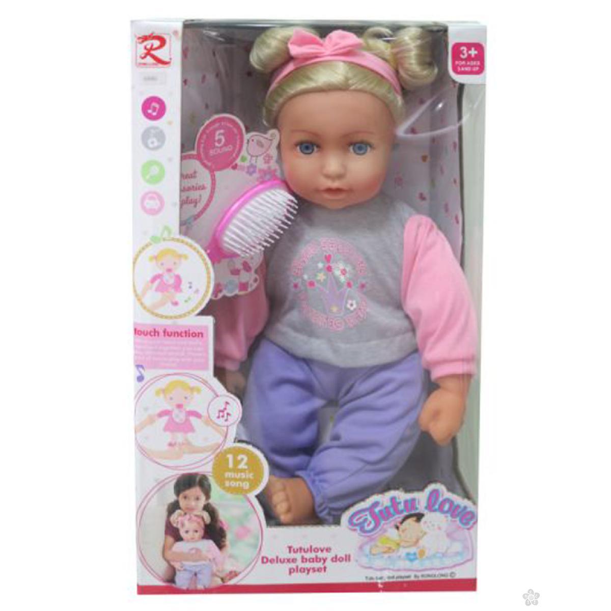 Lutka beba sa dodacima 31/6880