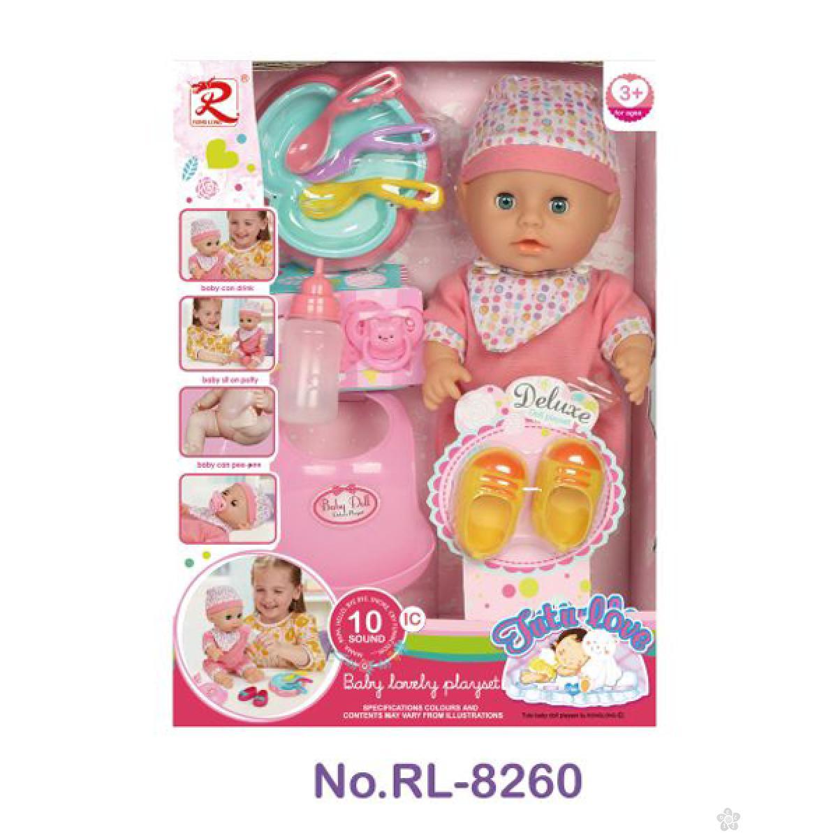 Lutka beba sa dodacima 31/8260