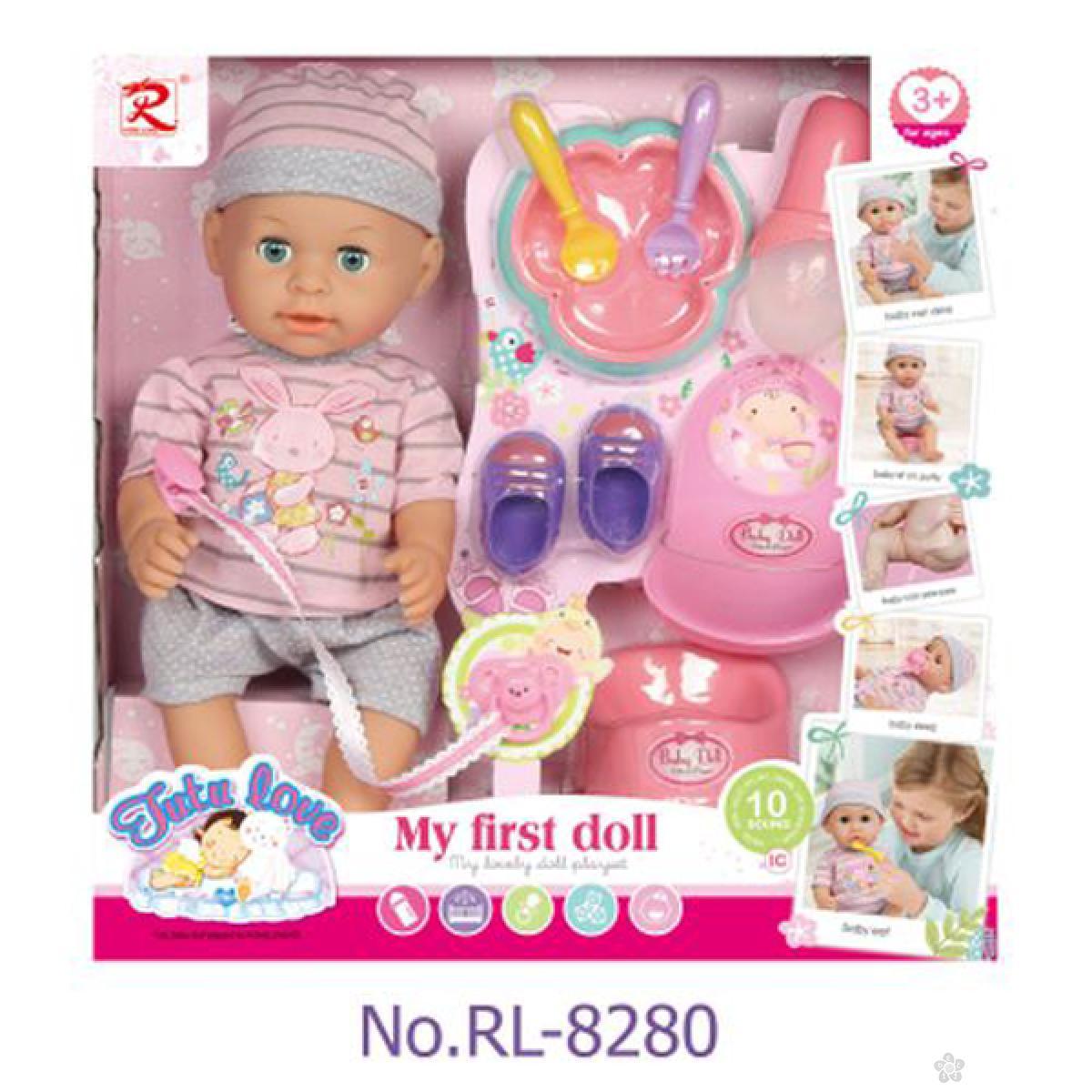 Lutka beba sa dodacima 31/8280