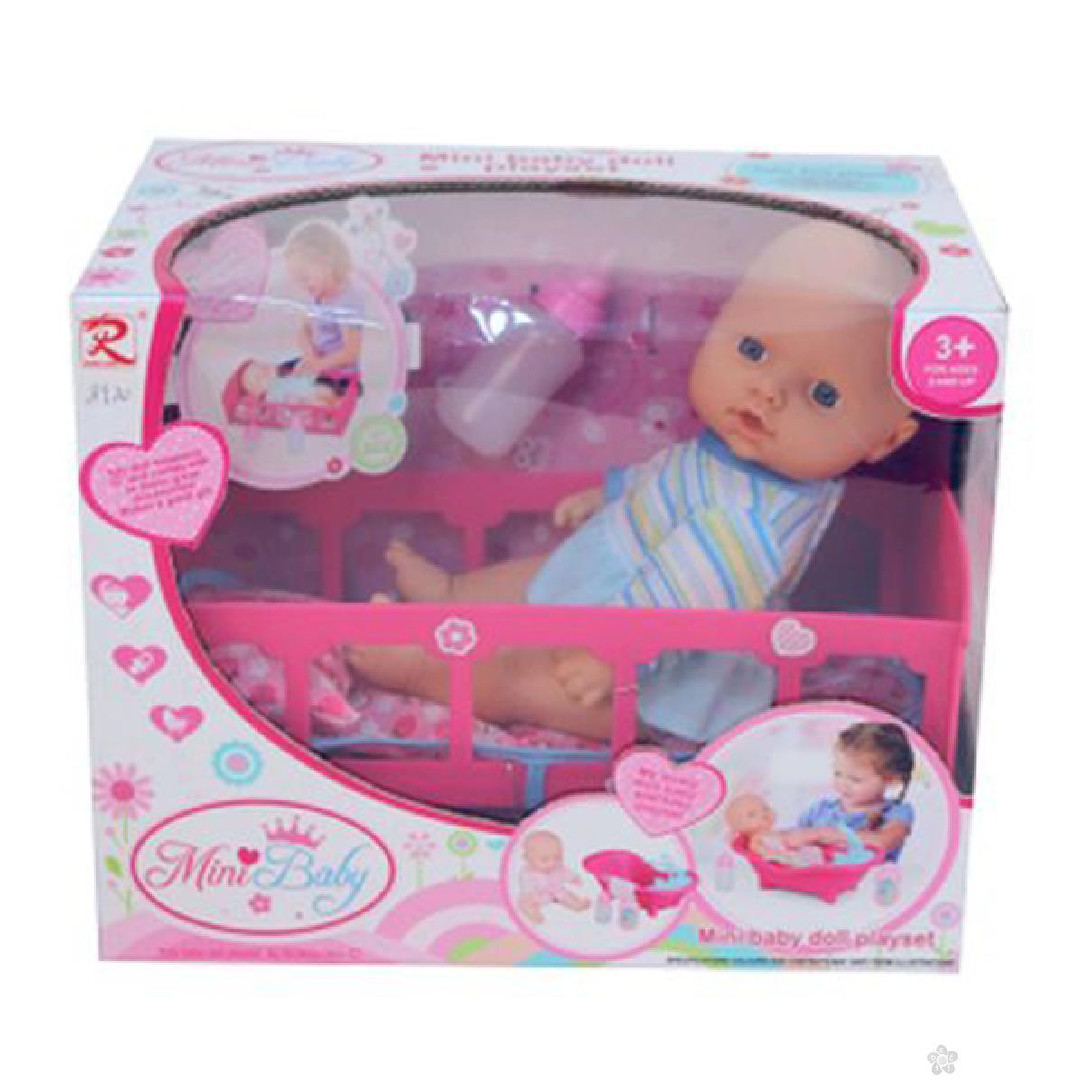 Lutka beba u kolevci 31/8920