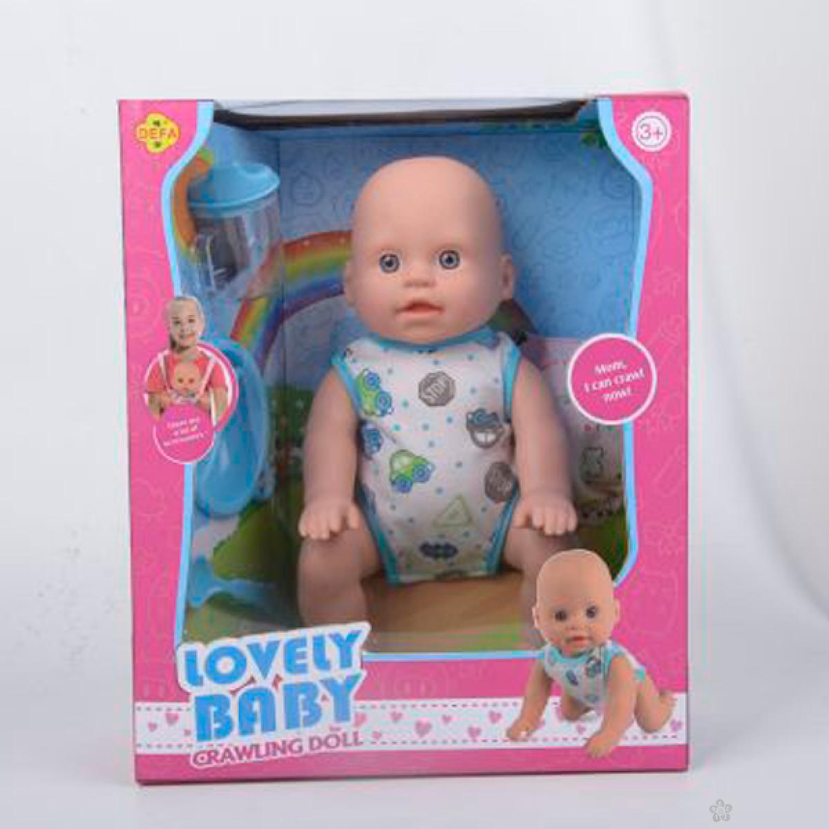 Lutka Defa beba koja puzi 27/5095A