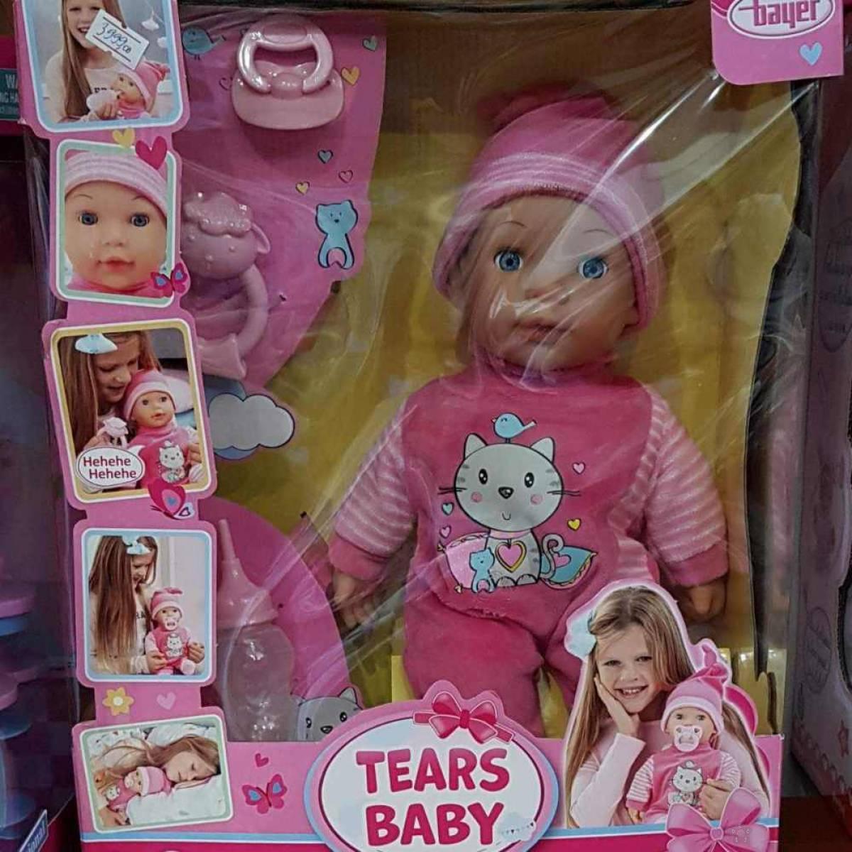 Lutka beba Plačljivica