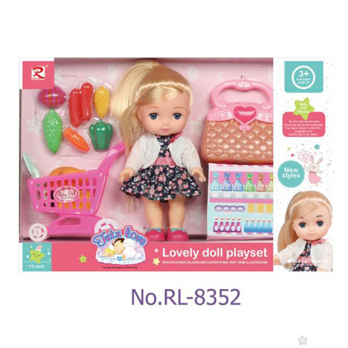Lutka u kupovini 31/8352