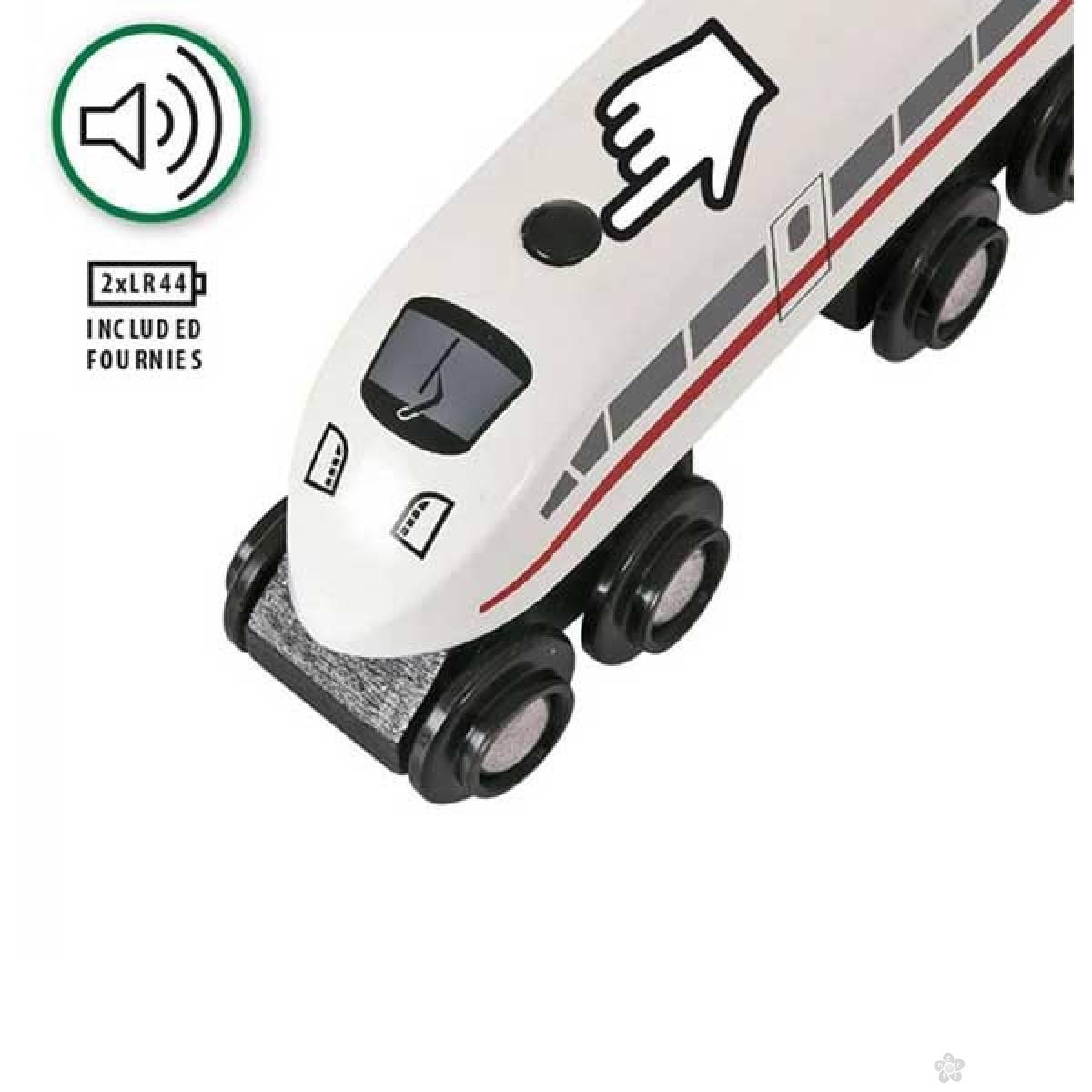 Brzi voz Brio BR33748