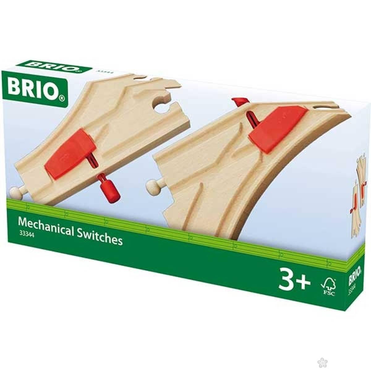 Delovi za prugu - mehanički prekidači Brio BR33344