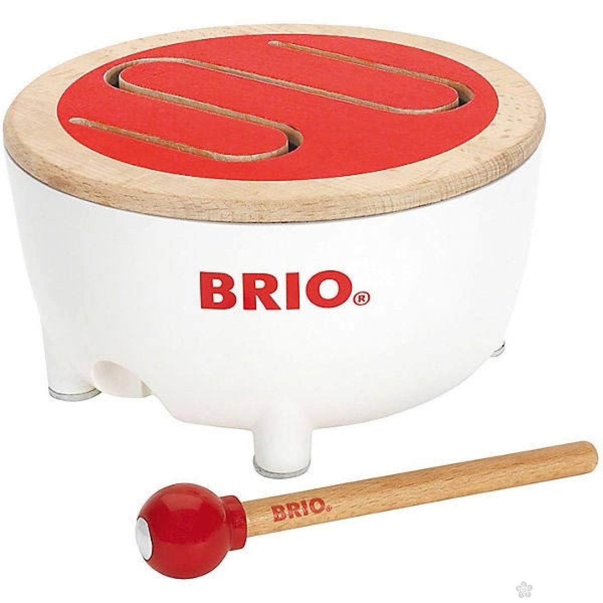 Drveni bubanj Brio BR30181