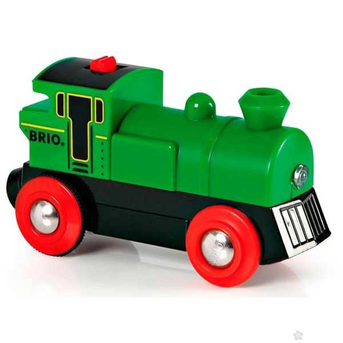 Lokomotiva na baterije Brio BR33595