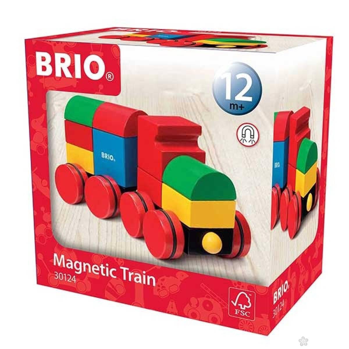 Magnetni voz Brio BR30124