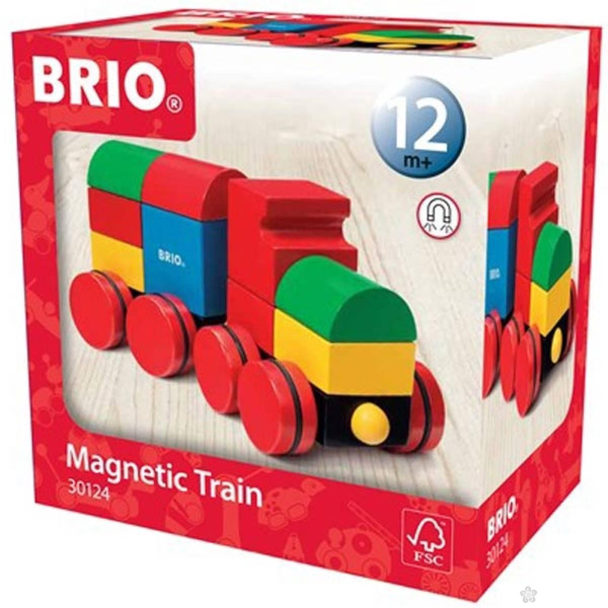 Magnetni voz Brio BR30245