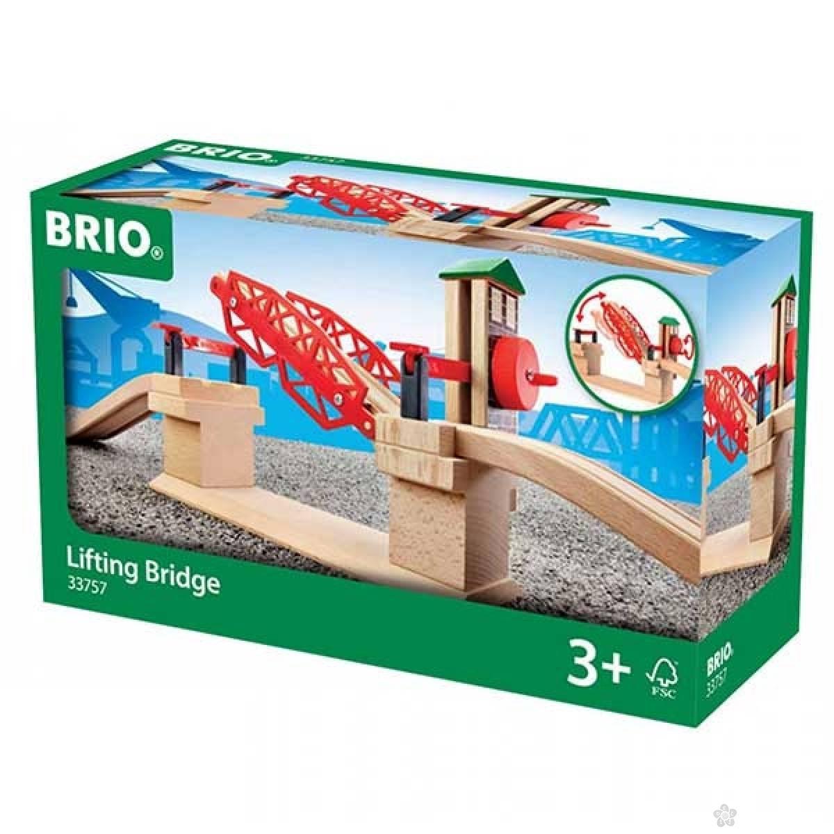 Most koji se podiže Brio BR33757