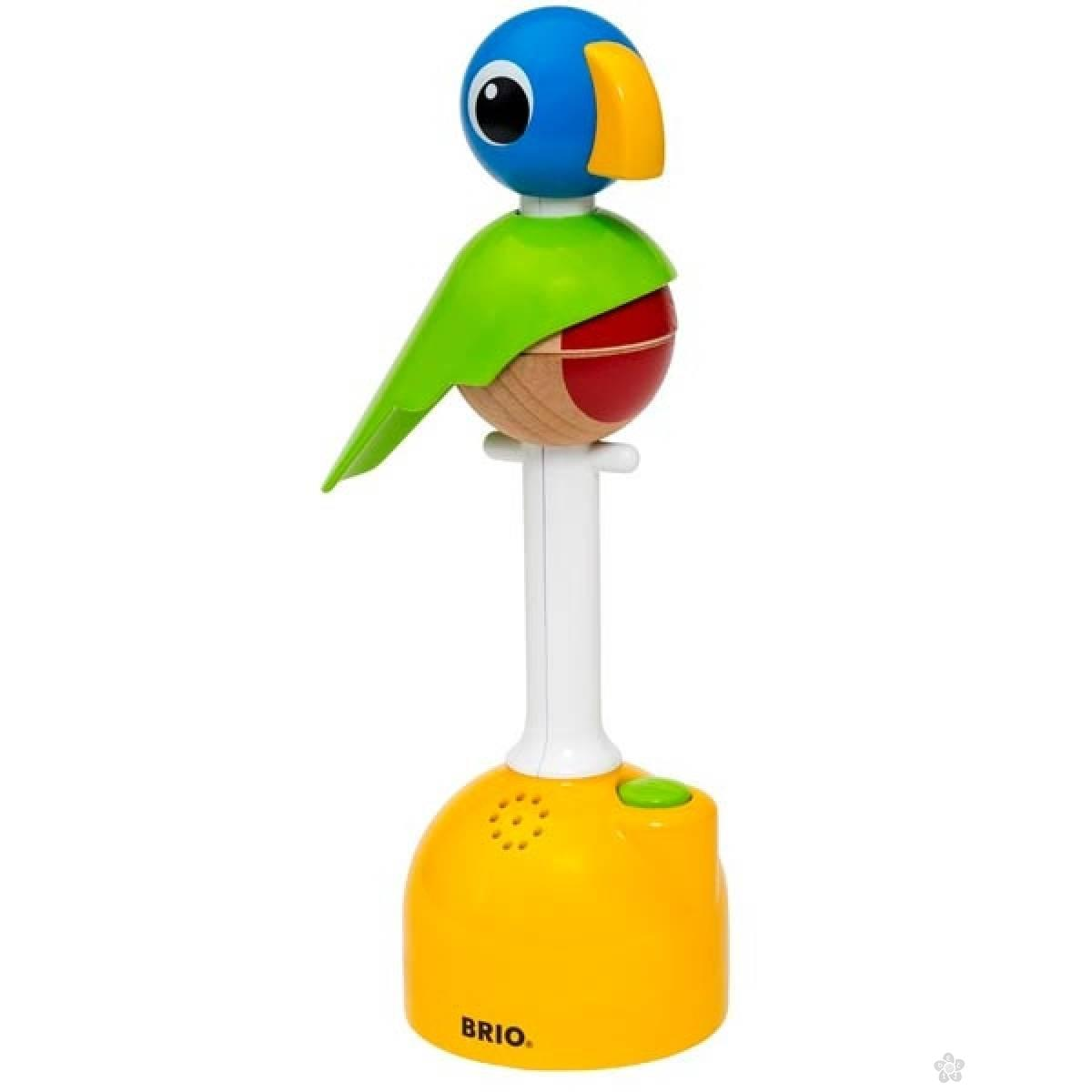 Papagaj Brio - sa opcijom za snimanje zvuka BR30262