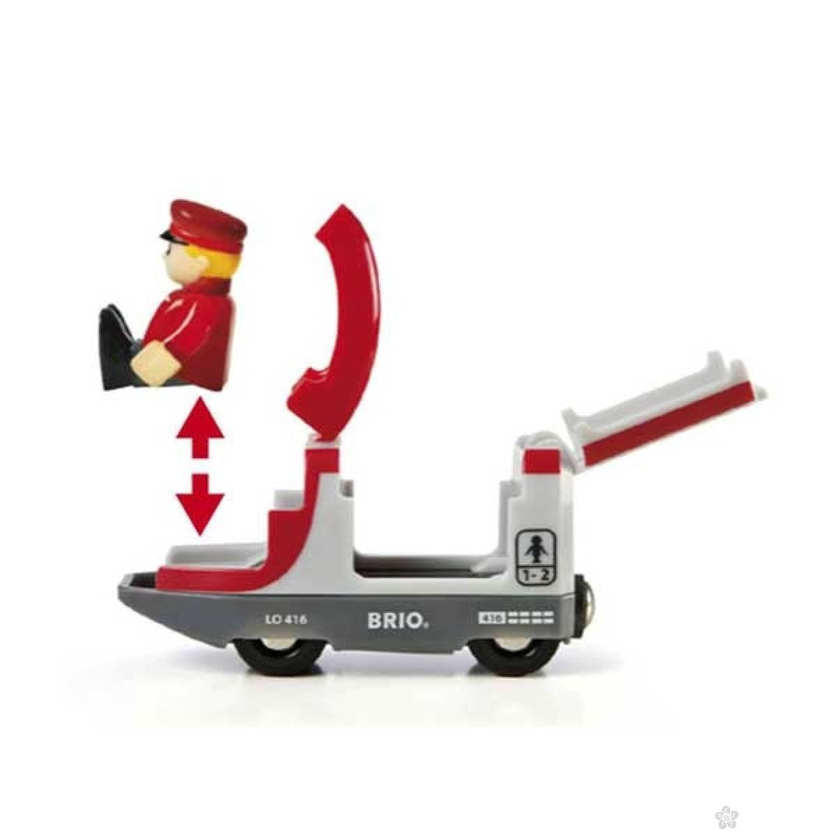 Putnički set Brio BR33511