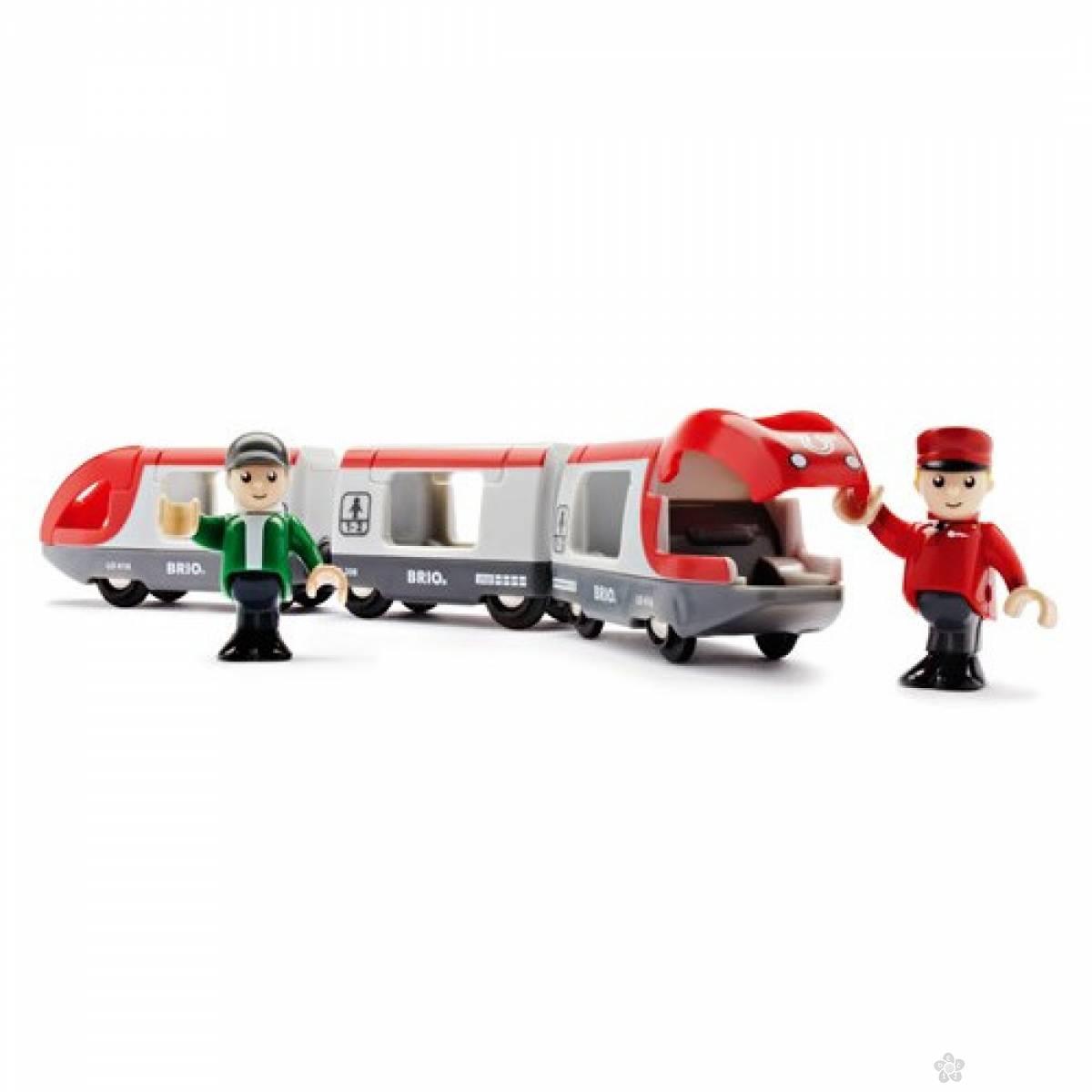 Putnički voz Brio BR33505