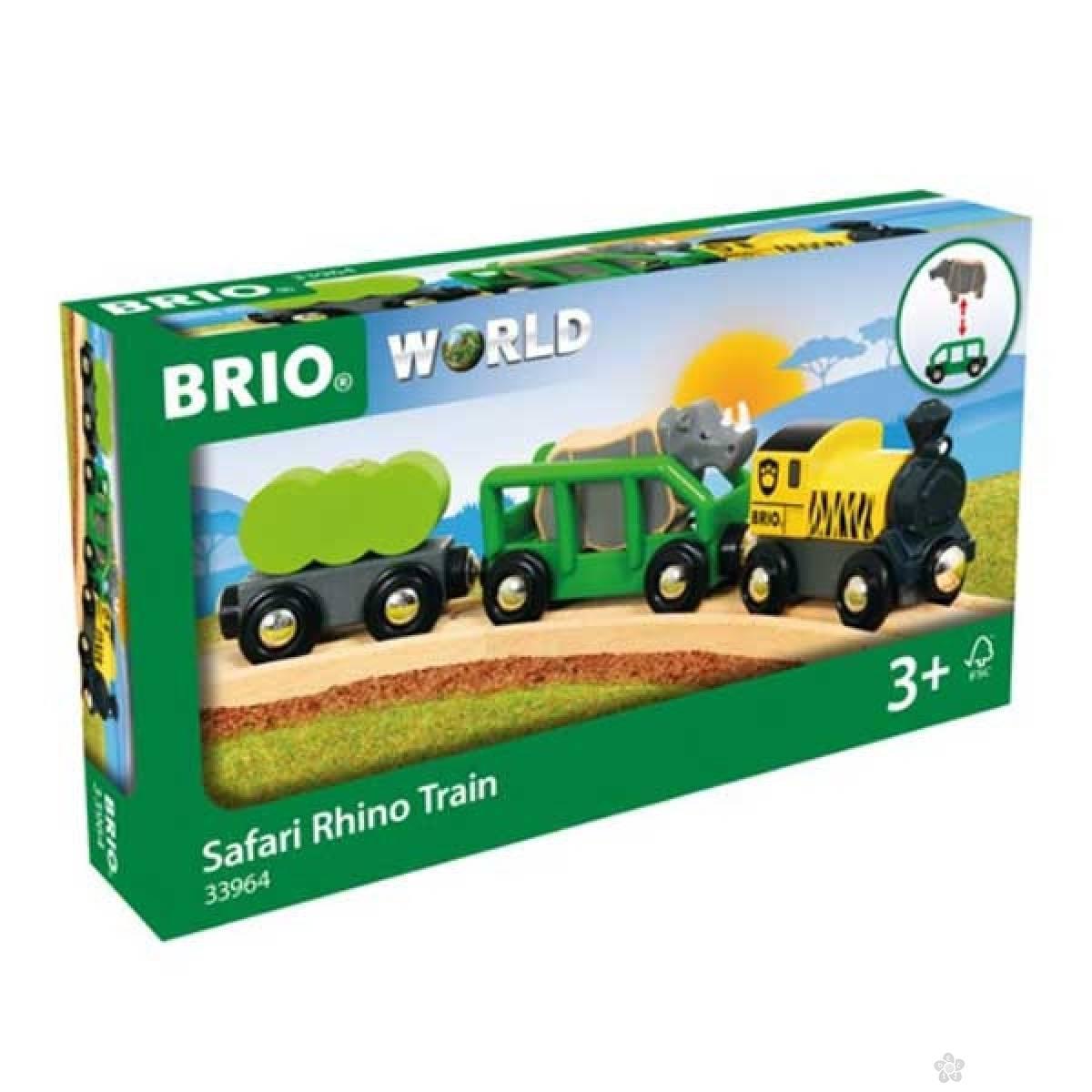 Safari voz Brio BR33964