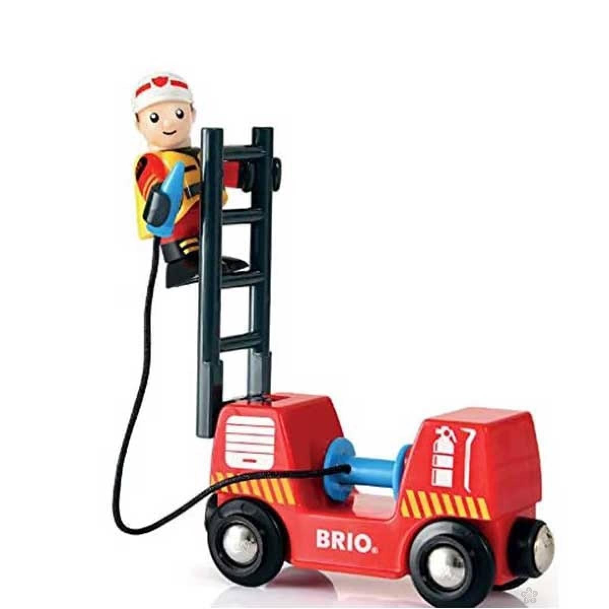 Set za vatrogasce Brio BR33815