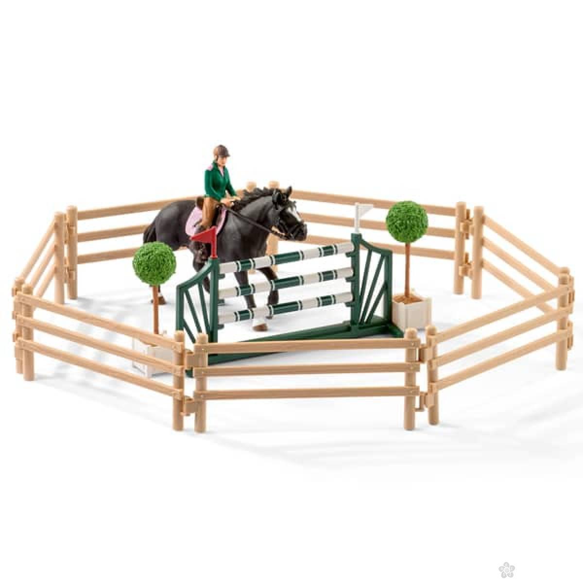 Skola jahanja sa konjima I jahacima 42389
