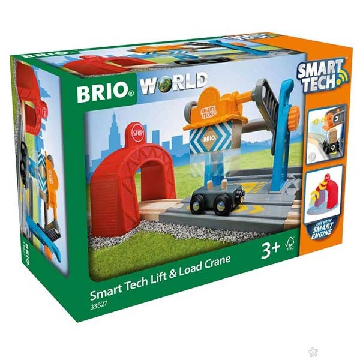 Smart Tech utovarivač Brio BR33827