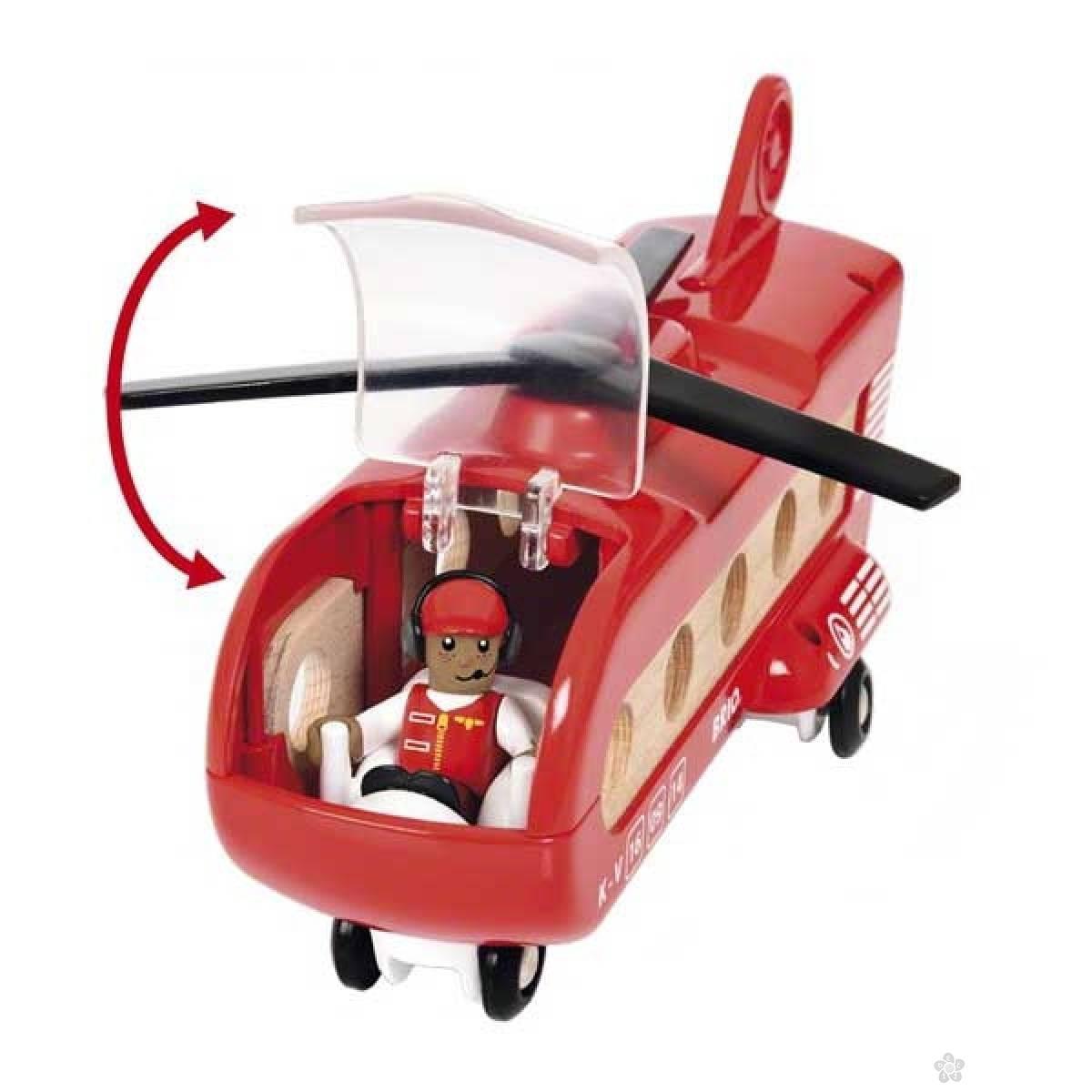 Teretni helikopter Brio BR33886