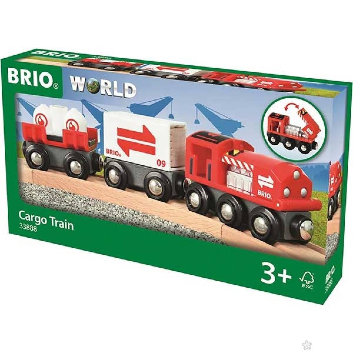 Teretni voz Brio BR33888
