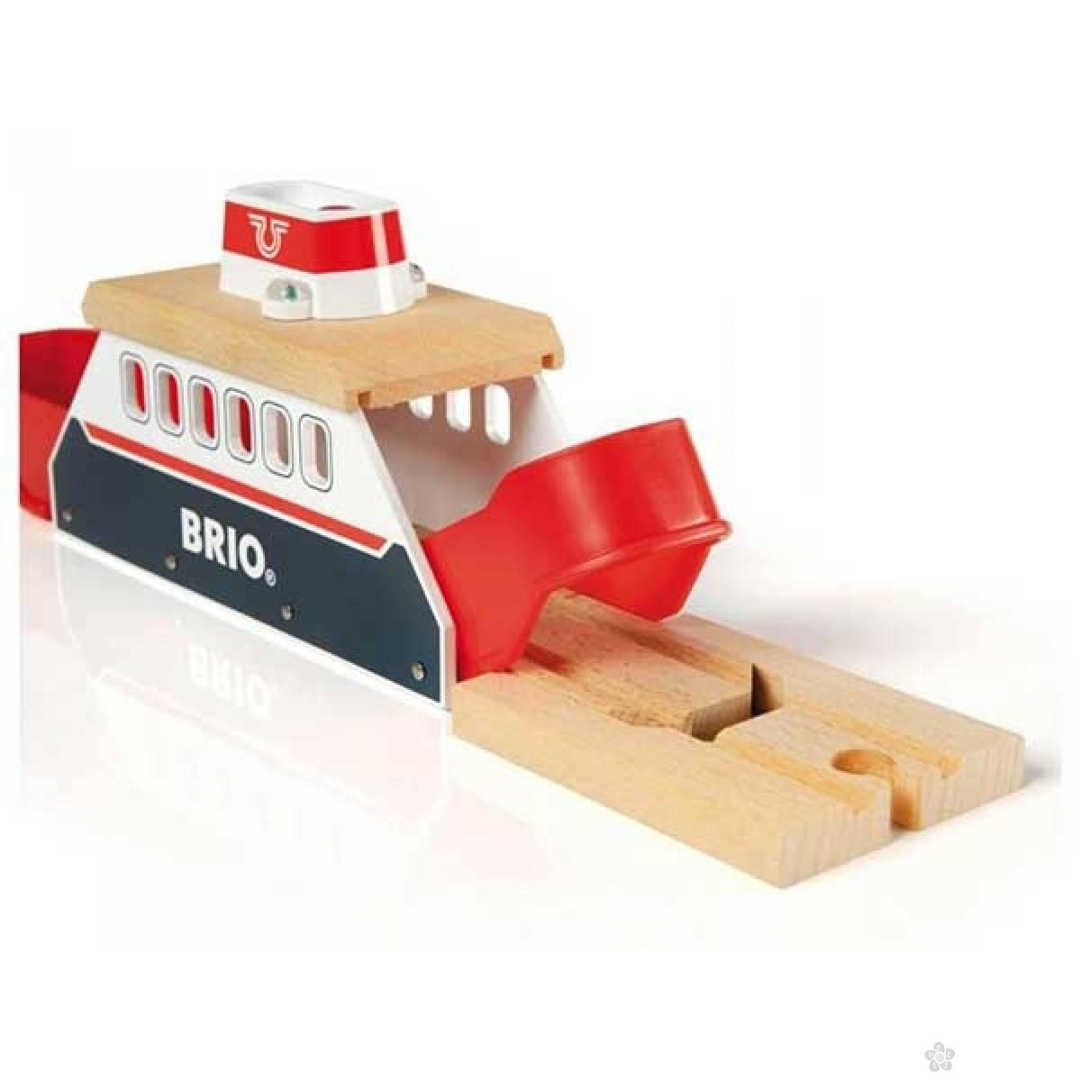 Trajektni brod Brio BR33569