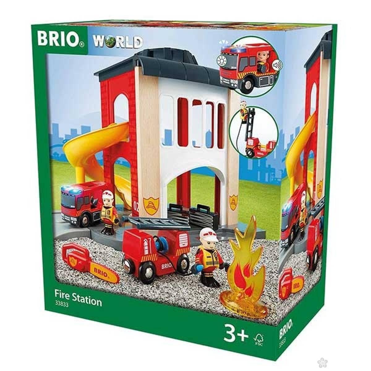 Vatrogasna stanica Brio BR33833
